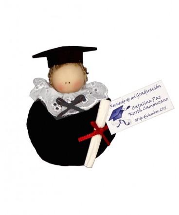 Graduado soft recuerdo de graduacion