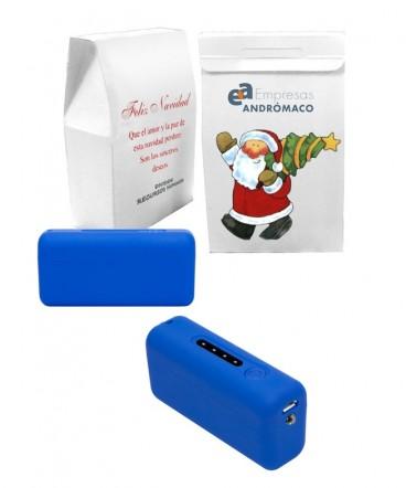 Power Bank regalo de Navidad