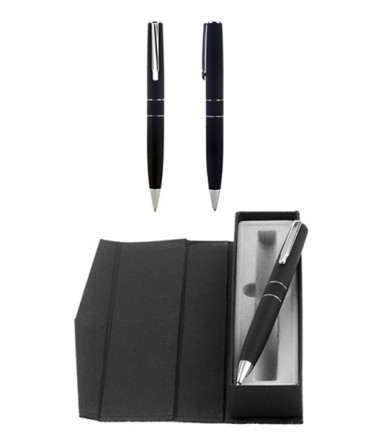 Bolígrafo con estuche