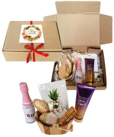 Set de belleza y Spa regalo femenino de navidad
