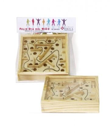 Juego madera regalo día del niño