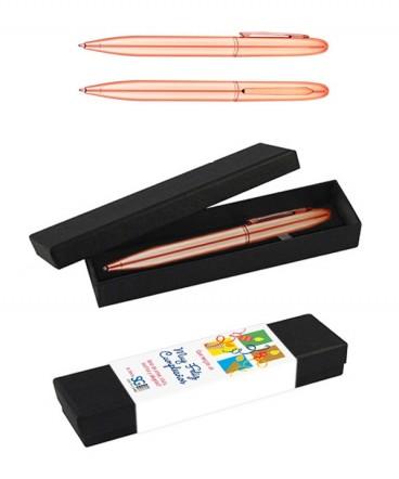 Bolígrafo metálico regalo de cumpleaños
