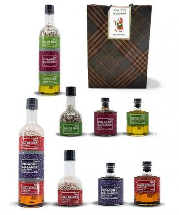 Botella Tree Pack regalo de navidad