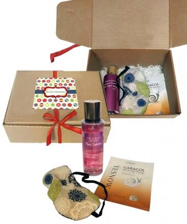Set de belleza regalo de navidad