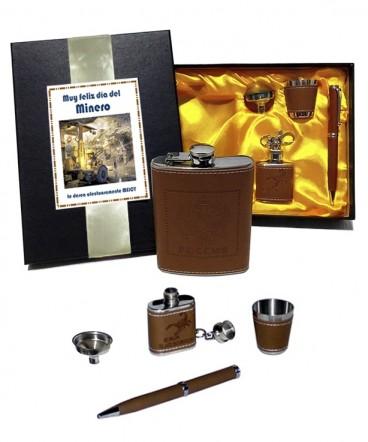 Set premium regalo día del minero
