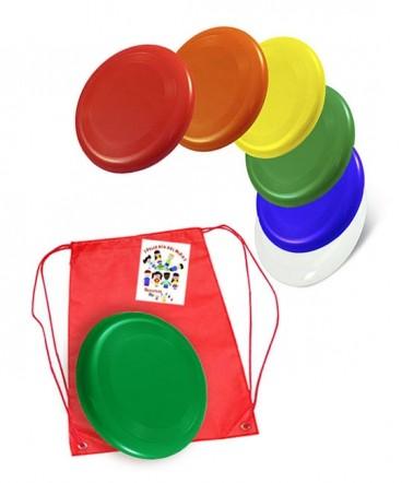 Frisbee bolsa regalo día del niño