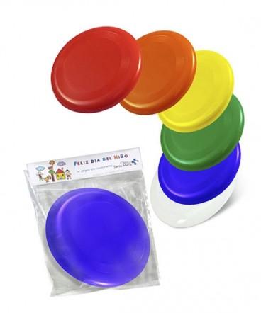 Frisbee regalo día del niño