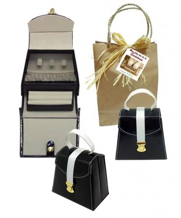 Joyero mini cartera regalo dia de la secretaria