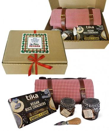 Set picnic regalo de navidad