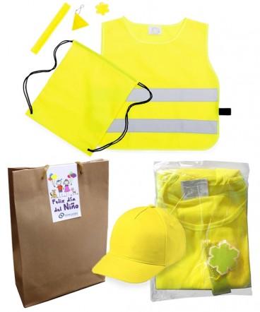 Set de seguridad regalo dia del niño