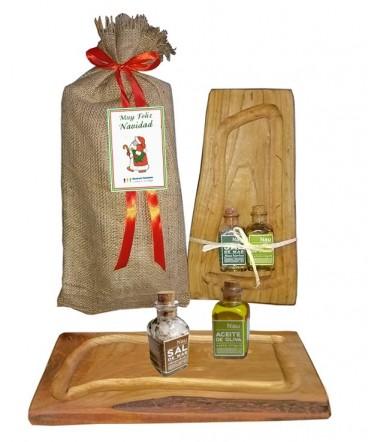Set gourmet regalo de navidad