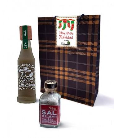 Set condimentos regalo de navidad