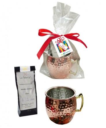 Set Mug y Té regalo de cumpleaños