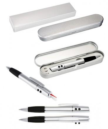 Bolígrafo multifunción 3 en 1