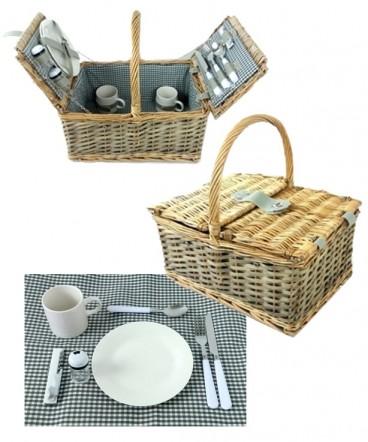 Canasta picnic 2 personas