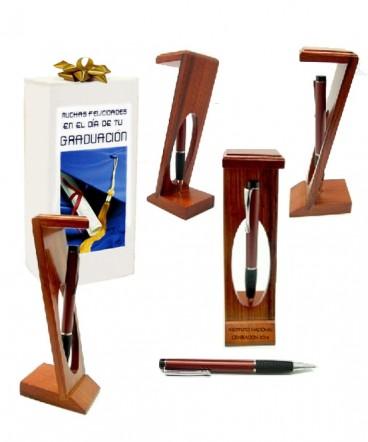 Bolígrafo flotante magnético regalo de graduacion