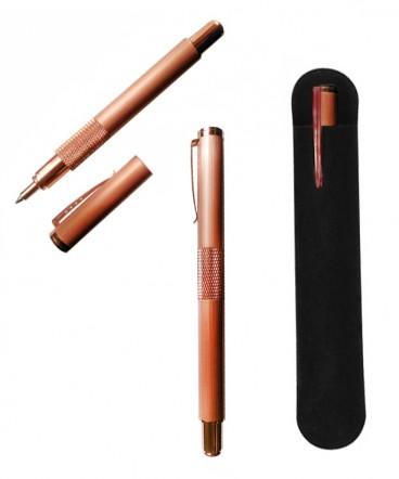 Bolígrafo encobrizado