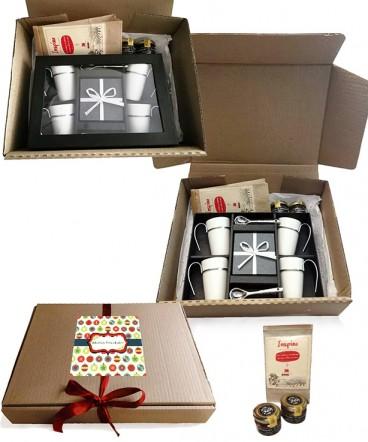 Pack café gourmet regalo de navidad