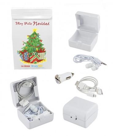 Set de audio regalo de navidad