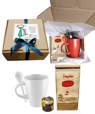 Kit café dulce regalo dia del padre