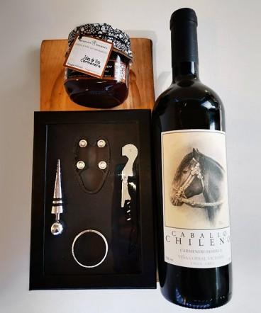 Set de vino y cóctel regalo toda ocasión