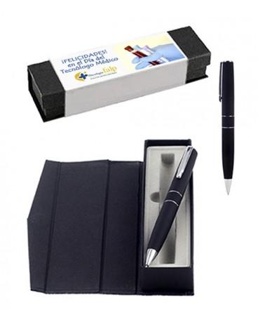 Bolígrafo London regalo día tecnólogo médico