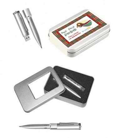 Bolígrafo Pendrive regalo de navidad