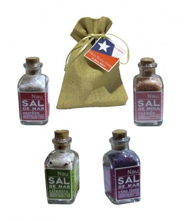 Sal de mar gourmet regalo fiestas patrias