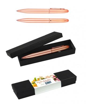 Bolígrafo metálico regalo del día de la madre