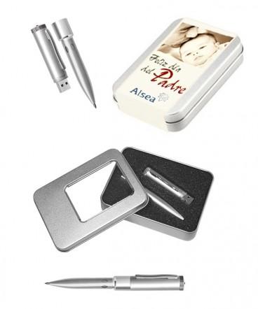 Bolígrafo pendrive regalo día del padre