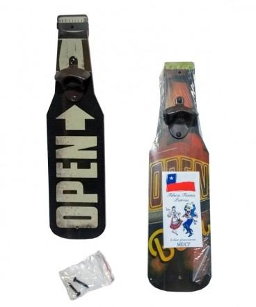 Destapador botella regalo fiestas patrias