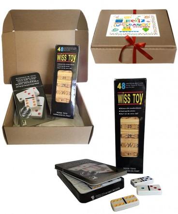 Set juegos regalo de cumpleaños