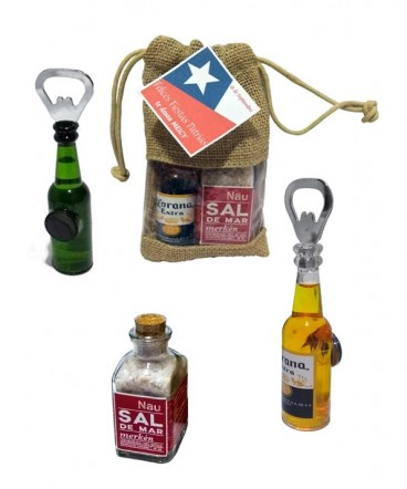 Set michelada regalo fiestas patrias