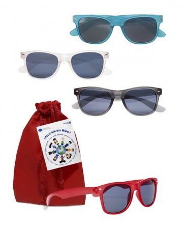 Gafas de sol regalo dia del niño