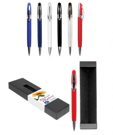 Bolígrafo metálico regalo día de la madre